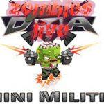 zombies mini militia live