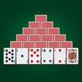 Best Classic Pyramid Solitaire